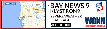WONN Weather Brought To You By Bay News 9